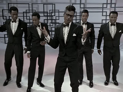 The Temptations Get Ready My Girl