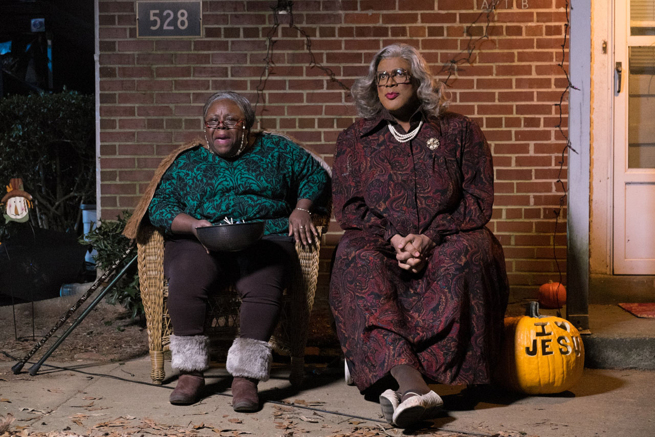 Boo! A Madea Halloween' Trailer - Films of Color